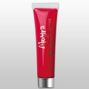 Akril festék - #11 piros 17ml - Moyra