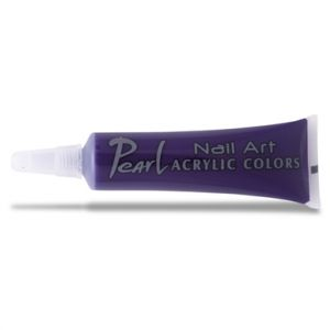 Akril festék #186 - lila 9ml - Pearl