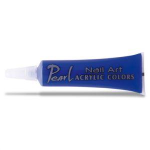 Akril festék #380 - kék 9ml - Pearl