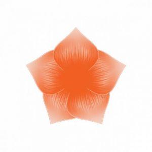 Akril festék - neon narancs - Perfect nails