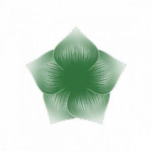 Akril festék - zöld - Perfect Nails