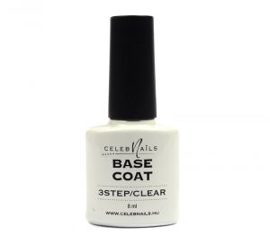 Base Coat 8ml - Celeb Nails