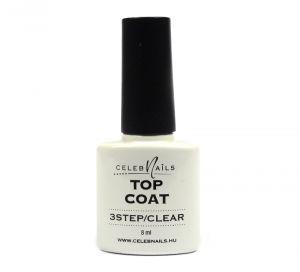 Top Coat 8ml - Celeb Nails