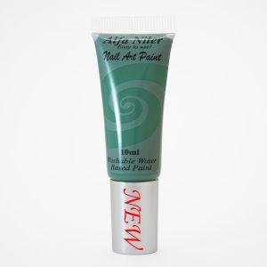 Aquarell festék - türkiz tubusos 10ml - Alfa Nails