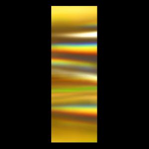 Transzferfólia - Magic foil - easy körömfólia - Holographic Gold