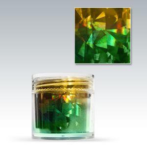 Transzferfólia - zöld