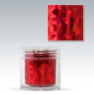 Transzferfólia - piros