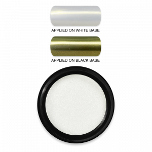 Shell Effect Powder - Gold