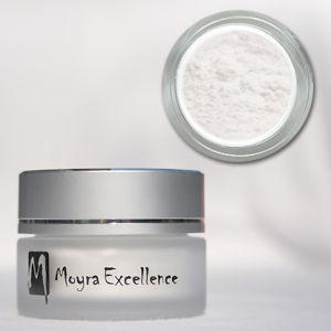 Porcelán por - moon white 12g - Moyra