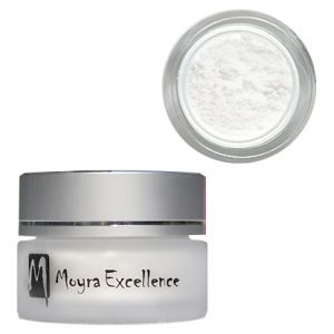 Porcelán por - fehér/white 12g - Moyra