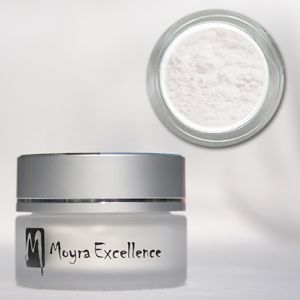 Porcelán por - moon white 28g - Moyra