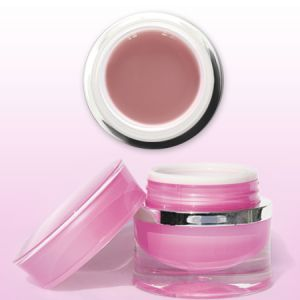 Make-Up Pink - körömágyhosszabbító zselé, sűrű - 5g - Moyra