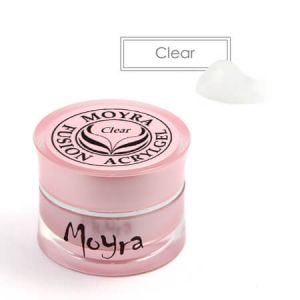 Fusion Acrylgel - Clear - Moyra