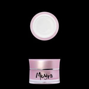 Milky White - tejfehér építő zselé 30g - Moyra