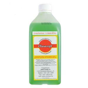 Clarasept - higiéniás kéztisztító és fertőtlenítőszer 1l