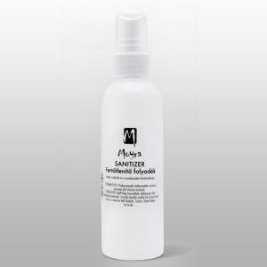 Sanitizer fertőtlenítő folyadék - kéz és eszköz fertőtlenítő pumpás 100ml