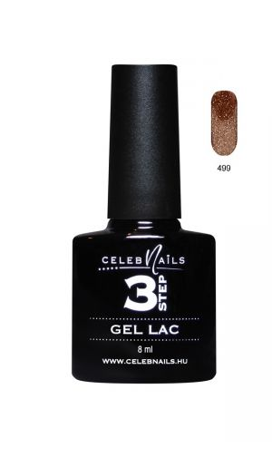 Gél lakk - 8ml #499 - Celeb Nails