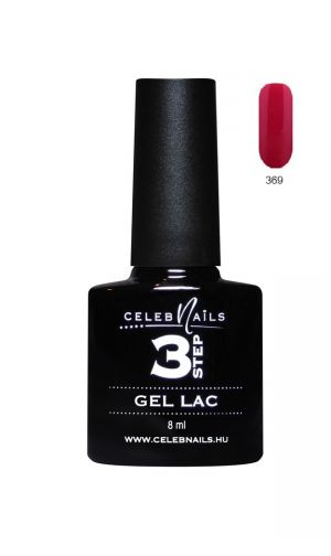 Gél lakk - 8ml #369 - Celeb Nails