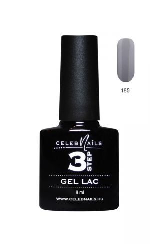 Gél lakk - 8ml #185 - Celeb Nails
