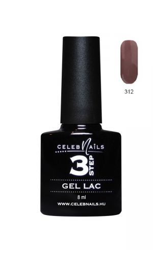 Gél lakk - 8ml #312 - Celeb Nails