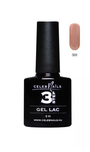 Gél lakk - 8ml #308 - Celeb Nails