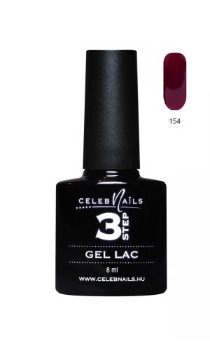 Gél lakk - 8ml #154 - Celeb Nails