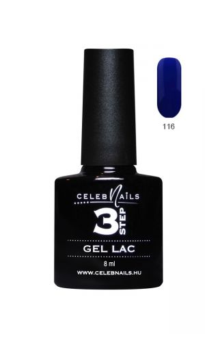 Gél lakk - 8ml #116 - Celeb Nails
