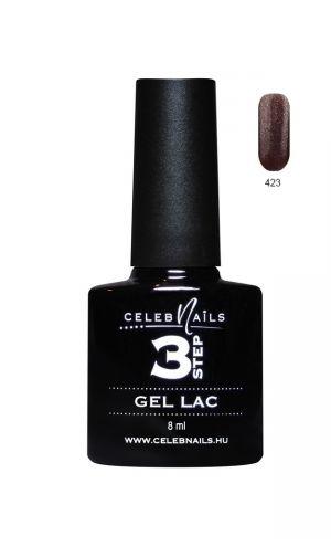 Gél lakk - 8ml #423 - Celeb Nails