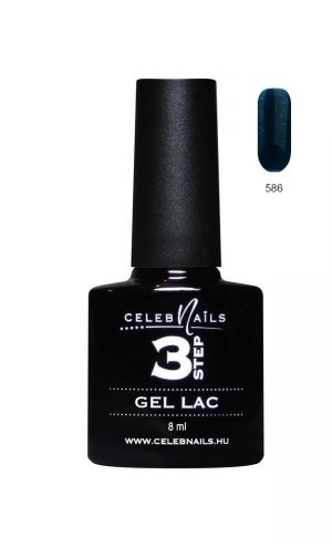 Gél lakk - 8ml #586 - Celeb Nails