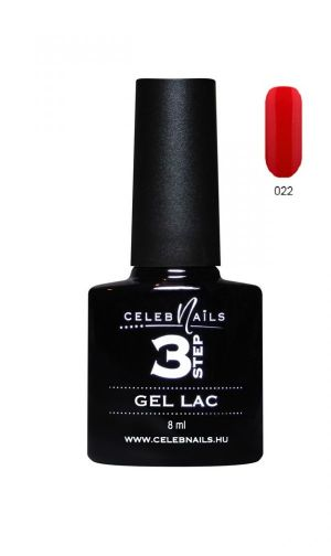 Gél lakk - 8ml #022 - Celeb Nails