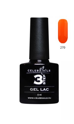Gél lakk - 8ml #270 - Celeb Nails