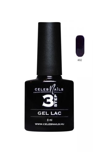 Gél lakk - 8ml #482 - Celeb Nails