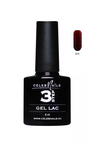 Gél lakk - 8ml #038 - Celeb Nails