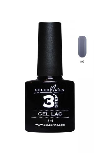 Gél lakk - 8ml #195/G - Celeb Nails