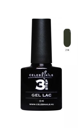Gél lakk - 8ml #214 - Celeb Nails