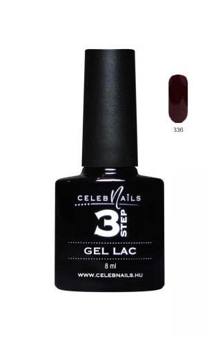 Gél lakk - 8ml #336 - Celeb Nails