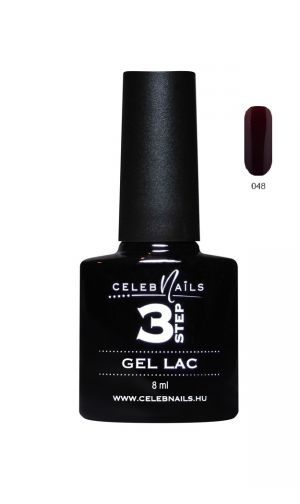 Gél lakk - 8ml #048 - Celeb Nails