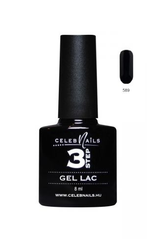 Gél lakk - 8ml #589 - Celeb Nails