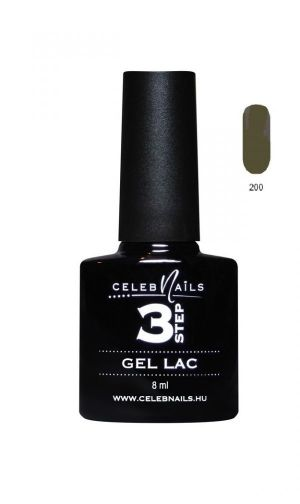 Gél lakk - 8ml #200 - Celeb Nails