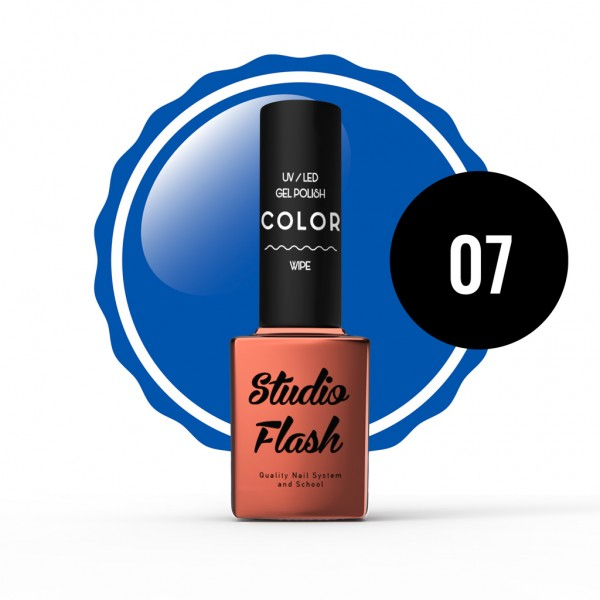 UV/LED Géllakk Color 07 - 12 ml studioflash