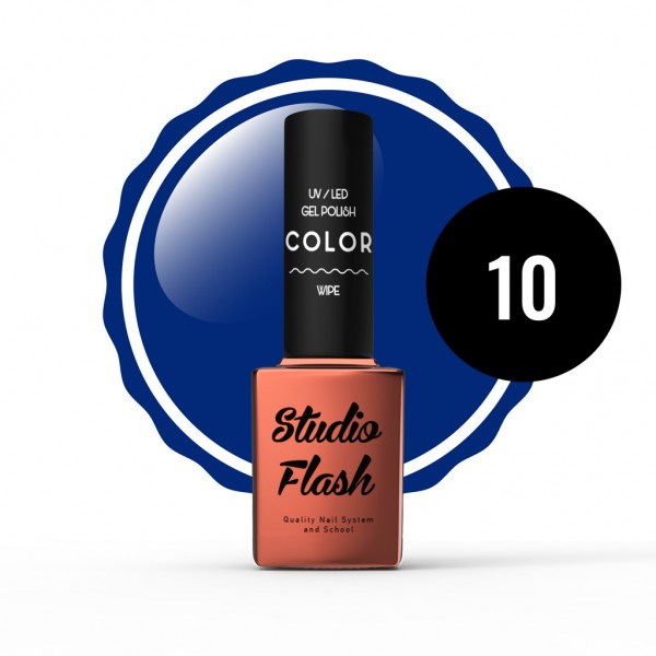 UV/LED Géllakk Color 10 - 12 ml studioflash