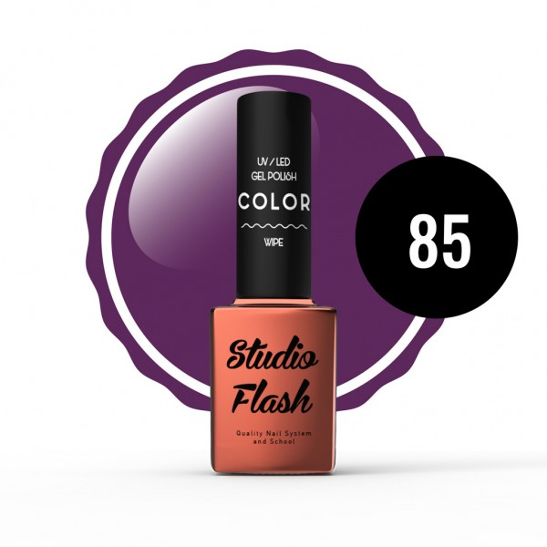 UV/LED Géllakk Color 85 - 12 ml studioflash