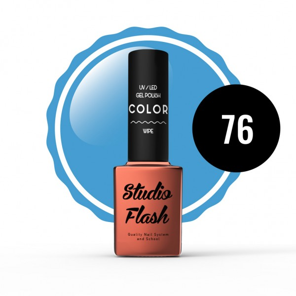 UV/LED Géllakk Color 76 - 12 ml studioflash