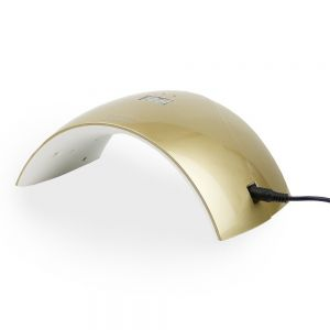 Műkörmös lámpa - UV/LED lámpa - 24 W - kijelzős