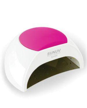Műkörmös lámpa UV/LED - 48W - szilikon kéztámaszos