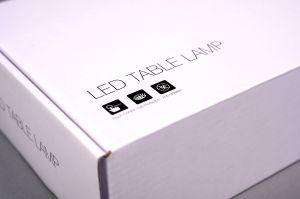 Asztali műkörmös LED lámpa - fehér