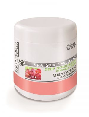Mélytápláló masszázskrém - szőlőmagolaj - 250 ml