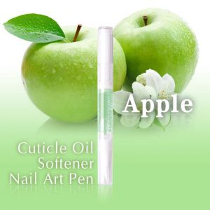 Ecsetes bőrápoló olaj - almás