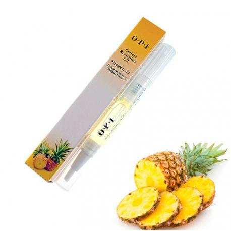 Ecsetes bőrápoló olaj - ananászos