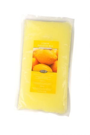 Paraffin utántöltő - citrom 450g
